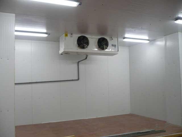 Морозильная установка для помещения